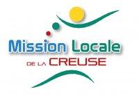 logo mission locale de la creuse