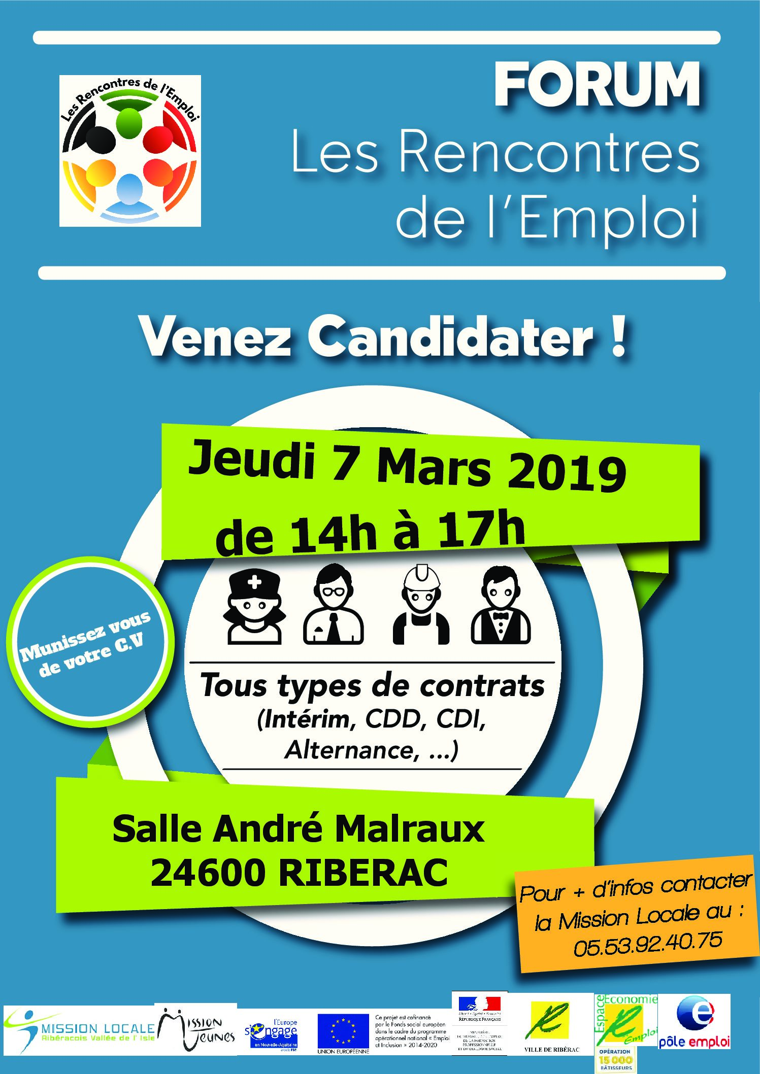 Rencontres de l emploi 2019 [PUNIQRANDLINE-(au-dating-names.txt) 62