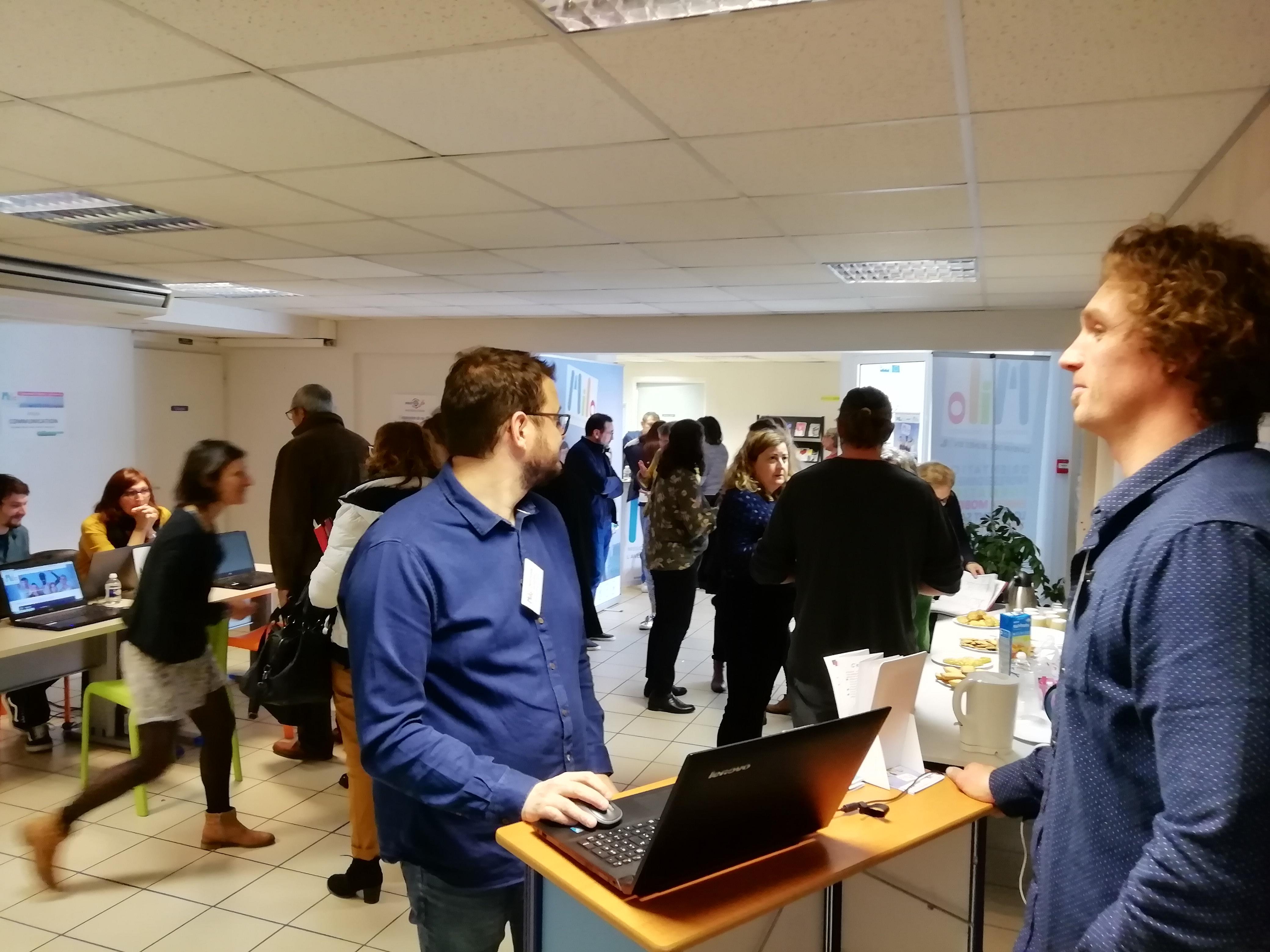 Le 19 mars de 90 jeunes ont pouss la porte de la - Mission locale portes de provence ...